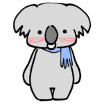 【動物占い】コアラの中のコアラ(ブラック)の性格や相性について