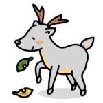 【動物占い】華やかなコジカ(シルバー)の性格や相性について