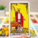 【大アルカナ1番】 魔術師(TheMagician)の基本的な意味と正位置 ・逆位置