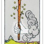 【小アルカナ】ワンドのエース(Ace of wands)の基本的な意味と正位置・逆位置