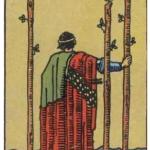 【小アルカナ】ワンドの3( Three of wands)の基本的な意味と正位置・逆位置