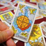 【大アルカナ10番】運命の輪(Wheel of Fortune)の基本的な意味と正位置・逆位置